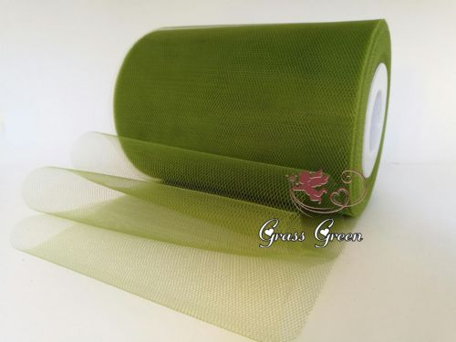 Grass Green Nylon 100 Y
